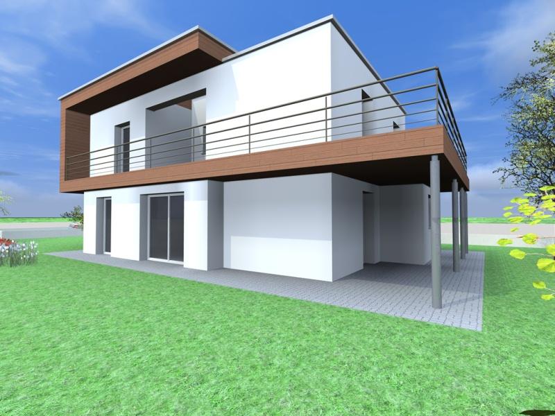 La casa in stile moderno sky nrg s p a for Casa in stile moderno