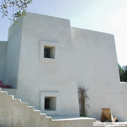 0 co2 architettura sostenibile prodotti for Moderna architettura mediterranea