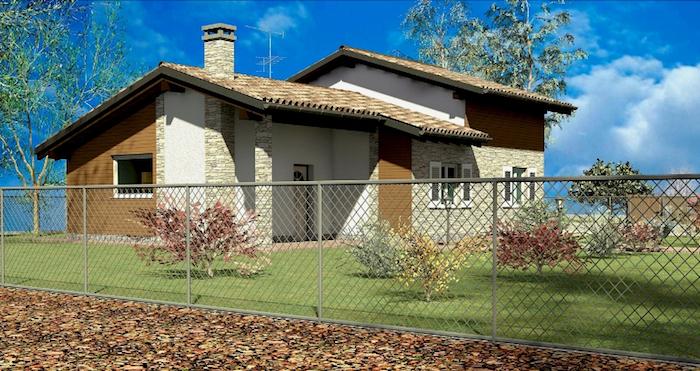 Costruire bio s r l prodotti villa miky il portale for Costruire bio case prefabbricate in legno